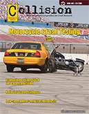 Current Issue of Collision Magazine