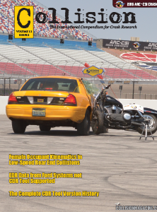 Collision Magazine Volume 11, Issue 2