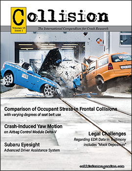 Collision Magazine Subscription